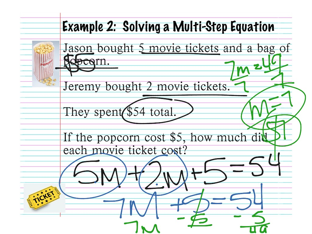 2 3 Solving Multistep Equations