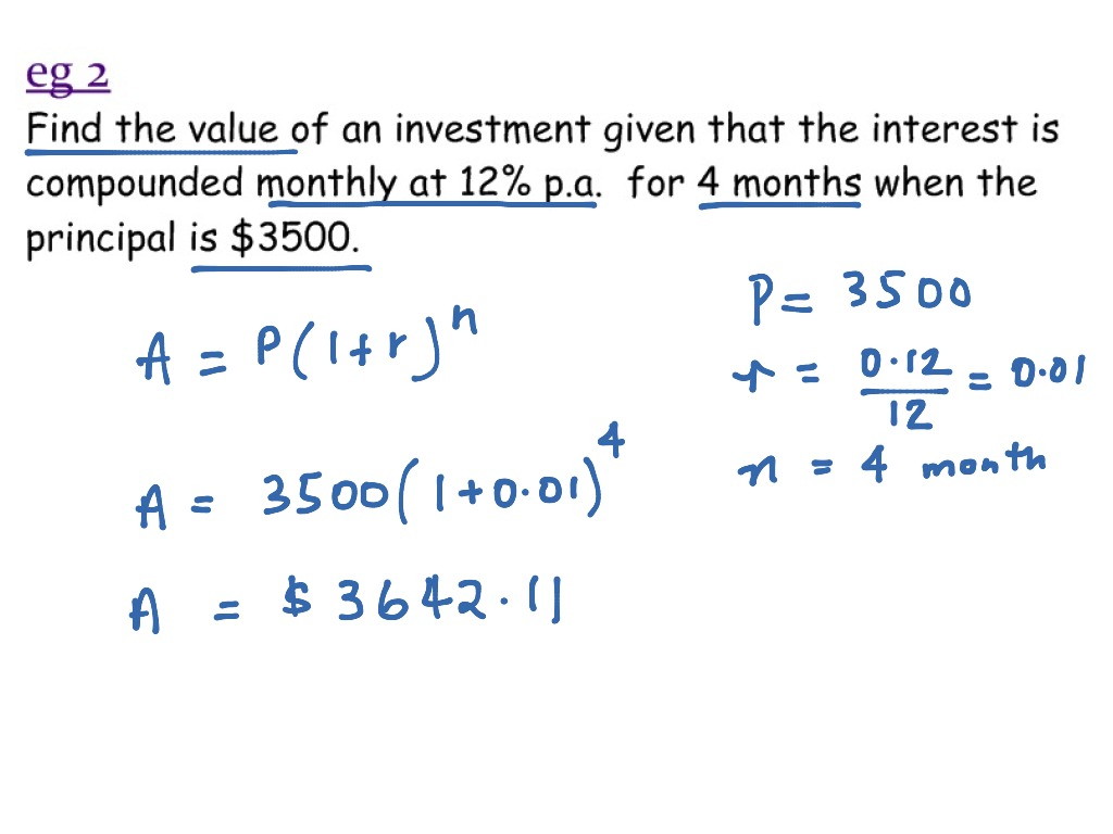 Download Calculate Compound Interest In Excel