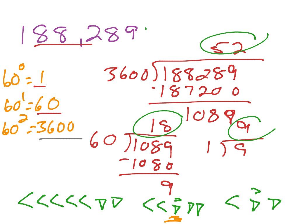 Babylonian Numeration System
