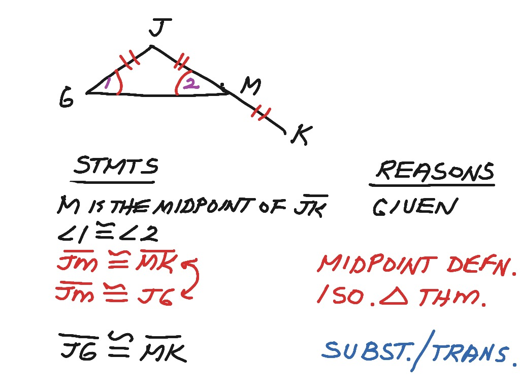 4 4 Isosceles Triangle Theorems