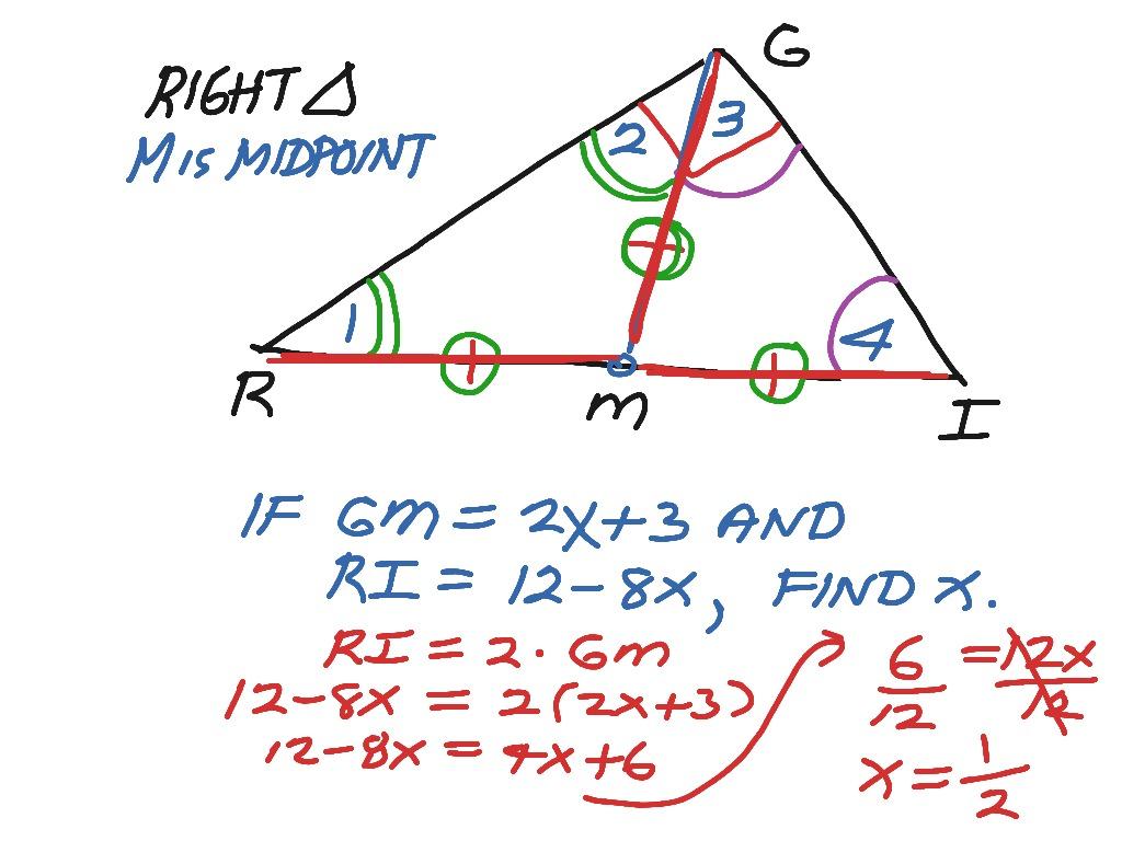5 4 Special Parallelograms