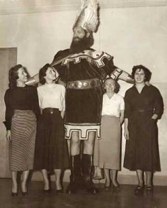 "alt=""Johann Petursson The Viking Giant"""