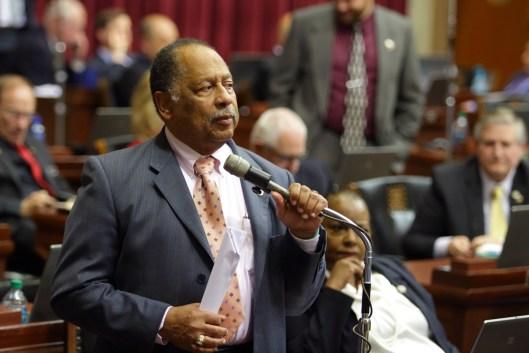 Representative Joe Adams (D) - May 13, 2016.