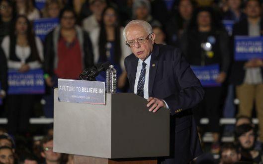 Senator Bernie Sanders (D) [2016 file photo].