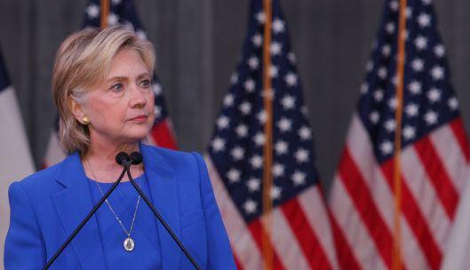 Hillary Clinton [2016 file photo]