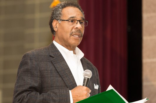 Representative Emanuel Cleaver (D) - Kansas City - February 4, 2017.