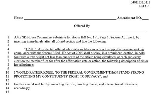 hb151failed-amendment
