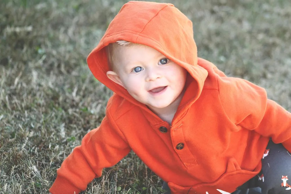 Baby Contest Winner – Evan Himmelsbach