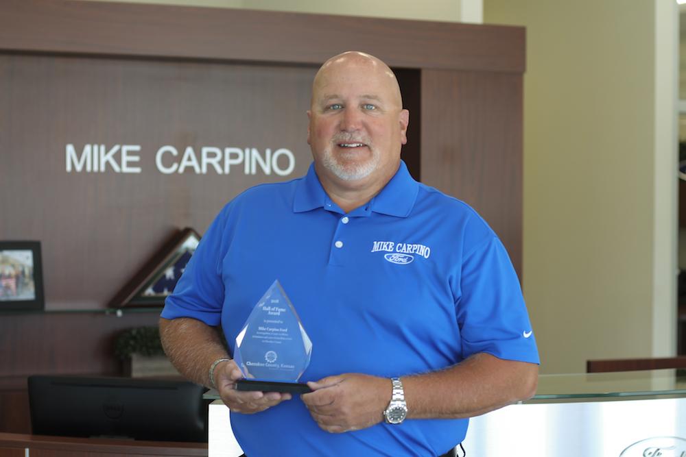 Mike Carpino: Community Leader