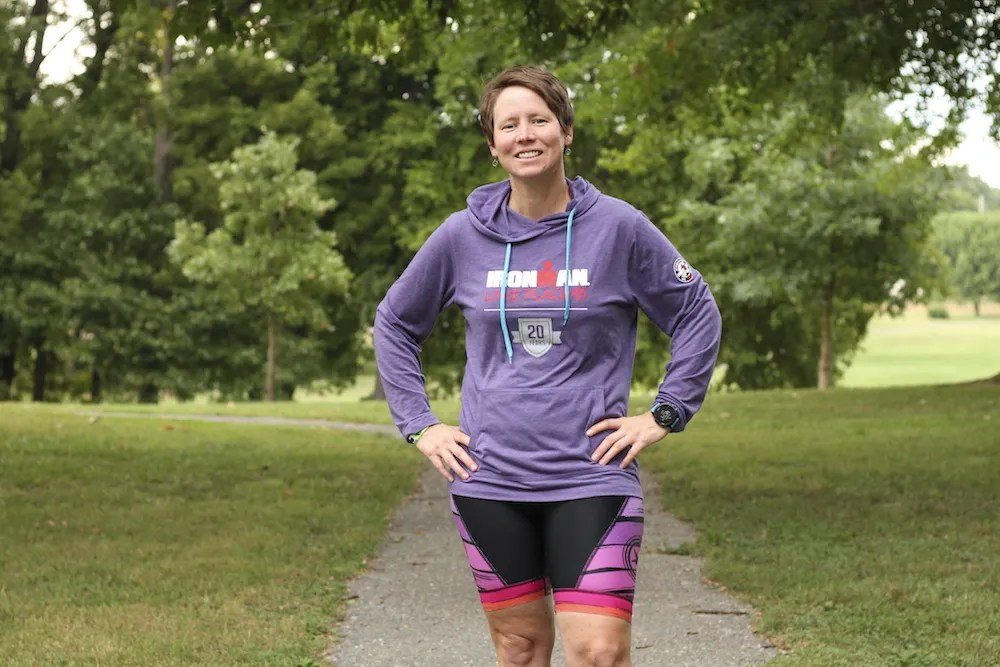 Why I Run: Ironman training creates community for Amy Sampson