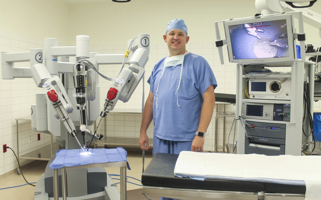 Da Vinci Robotic Surgery Revolutionizing Women's Health
