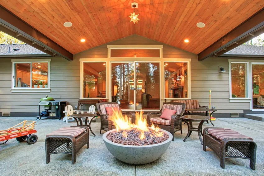 Your House Your Home – Outdoor Chimineas, Fire Pits and Fireplaces