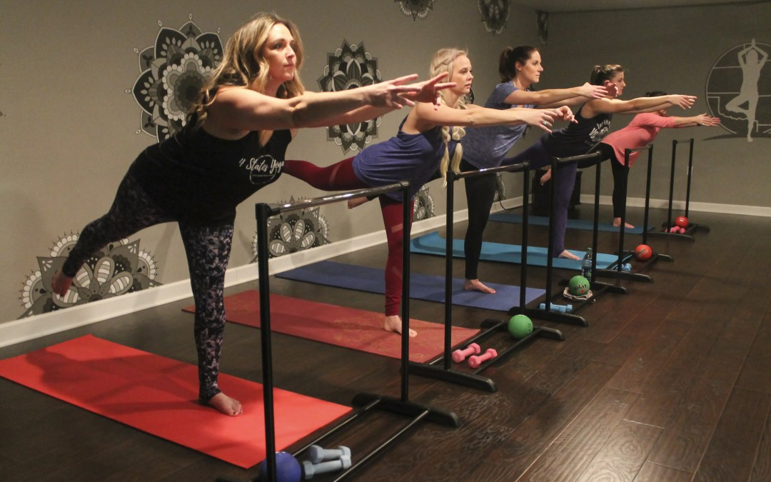 Unique Fitness: Barre with Jessica Taylor