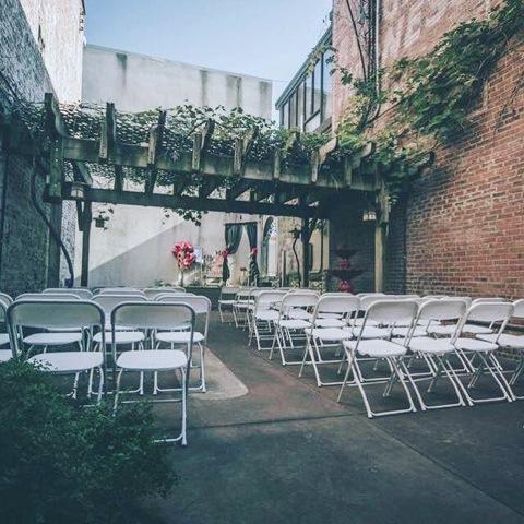 Wedding Destinations: DeCarlo's Italian Cafe