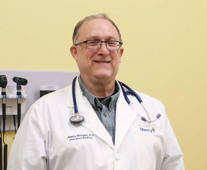 Meet the Doctors: Jimmy Morgan, DO
