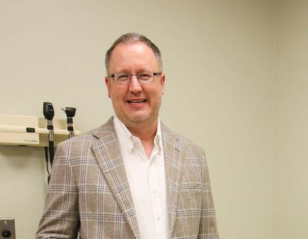 Meet The Doctors: Bryan D. Barnes, DO