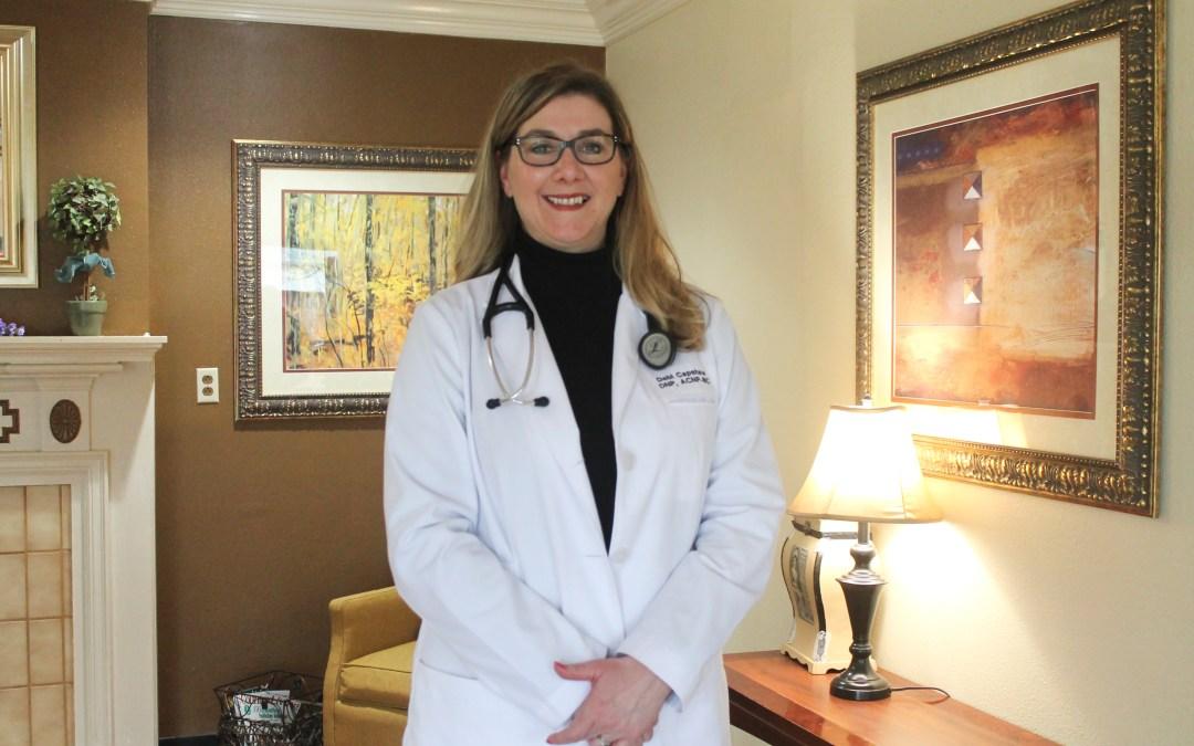 Meet the Doctors: Debi Capshaw, DNP
