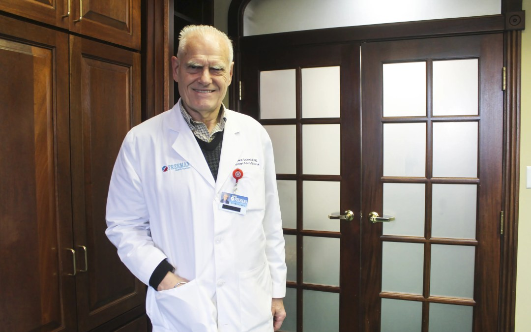 Meet the Doctors: Uwe Schmidt, MD