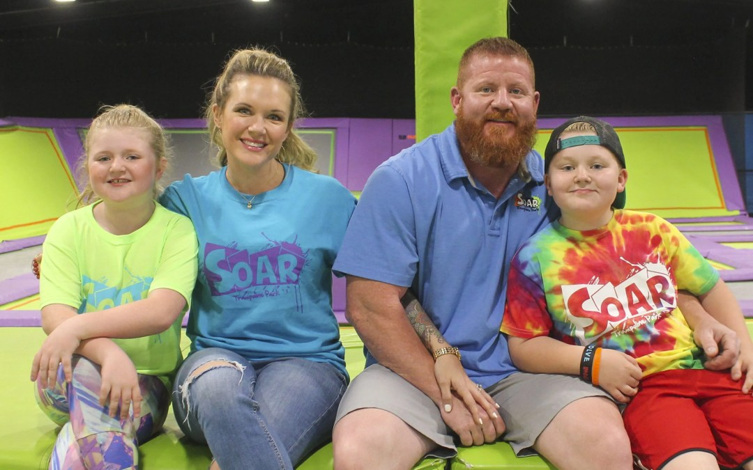 Soaring to New Heights – Soar Trampoline Park Celebrates Two Years