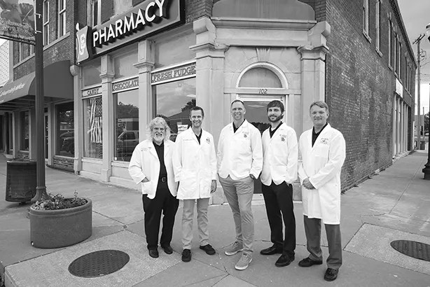 The Faces of Family Pharmacies