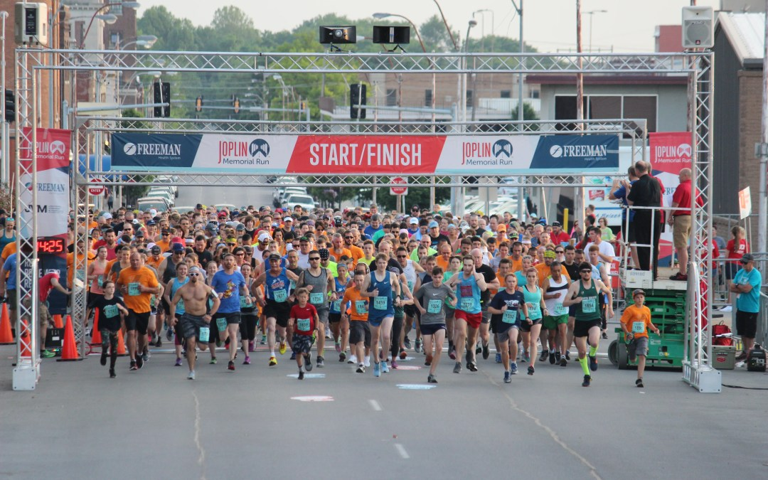 RACE FOR HOPE: Joplin Memorial Run honors the past, looks to the future