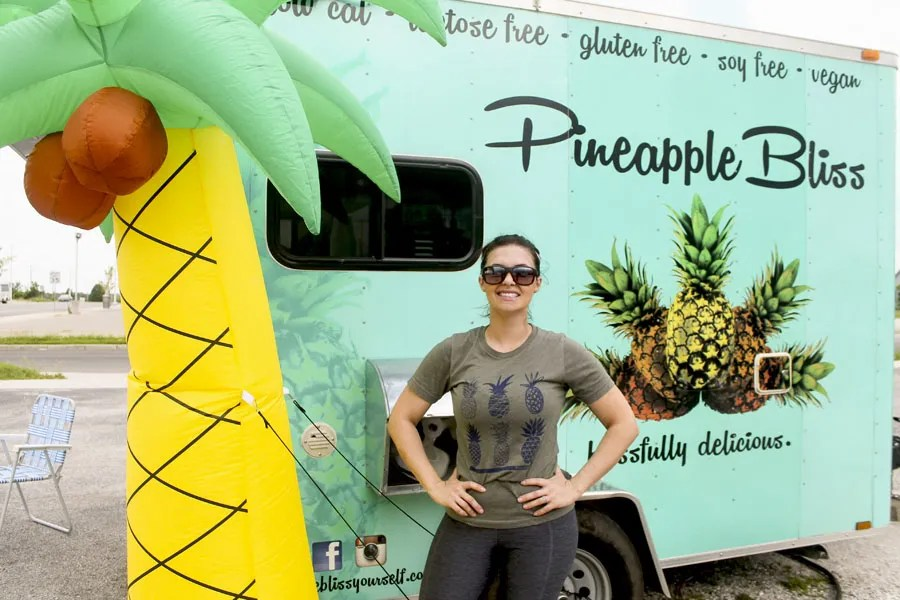 Just Like Heaven: Pineapple Bliss Serves Up Refreshing, Healthy Treats to Beat the Heat