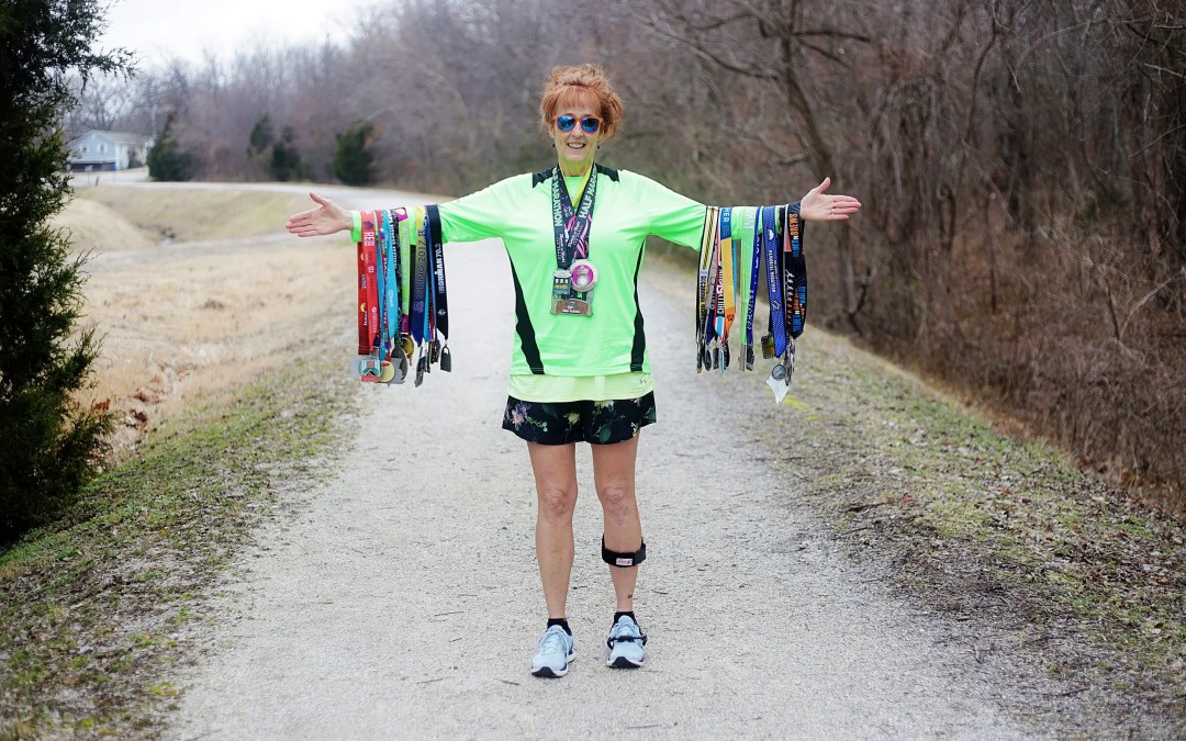 Why I Run  The Road of Recovery  Running keeps Leigh Kelley strong, active after foot drop diagnosis