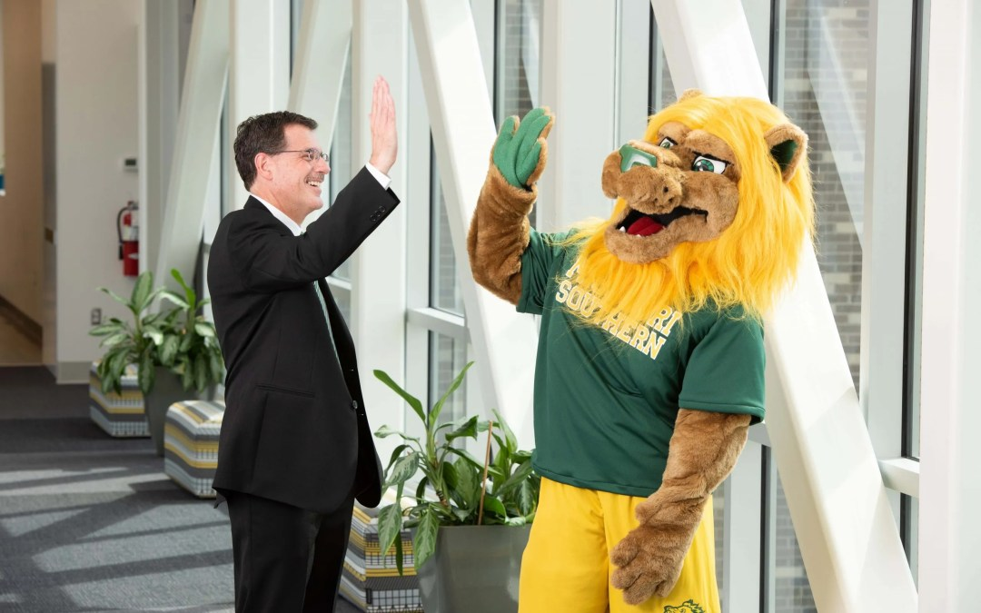 President Dean Van Galen Leading Missouri Southern State University