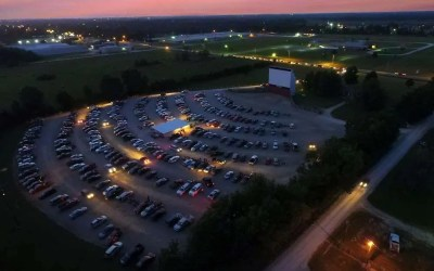 A Community Effort – Citizens of Lamar pull together to raise funds for historic Barco Drive-In