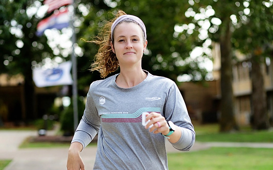 Why I Run  Wonder Woman: How Stephanie Witcher juggles family, career, doctoral studies… and finds the time to run