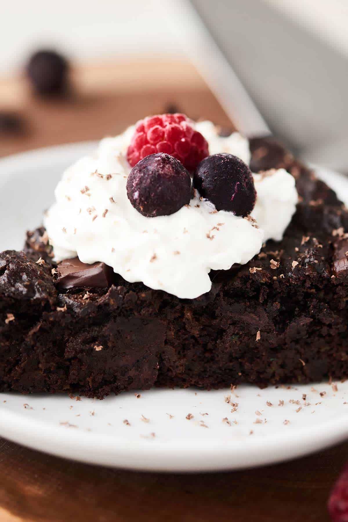 Healthy Zucchini Cake Recipe