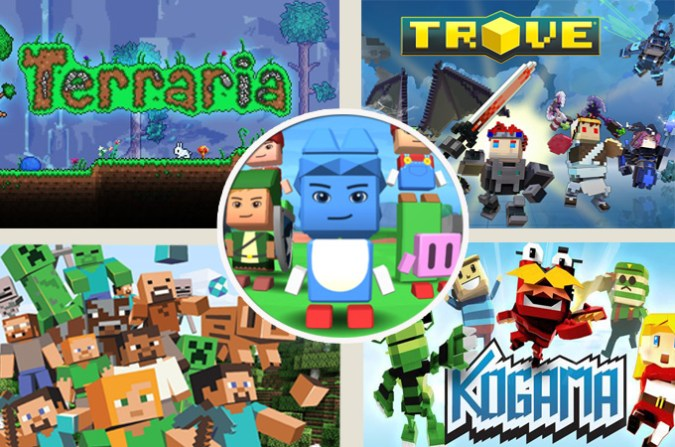Top List of Awesome Free Games Like Roblox That You Should Know Games Like Roblox