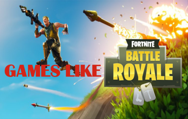 Top 5 games like Fortnite Battle Royale games like fortnite intro