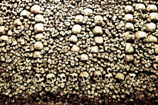 Chapel of Bones Melnik