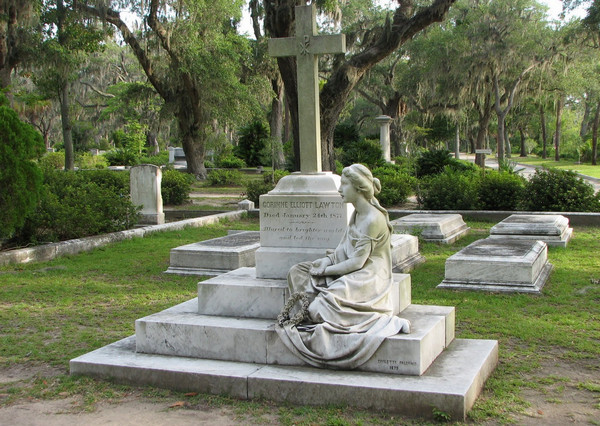 corinne elliott lawton tomb