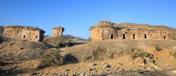 Marcahuasi Peru Ruins