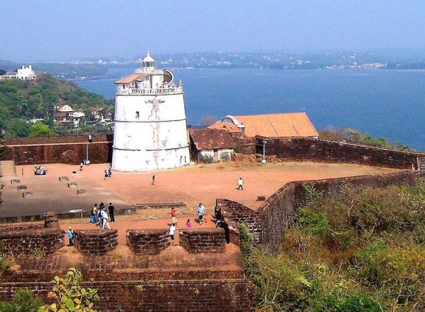 Fort Aguada General View