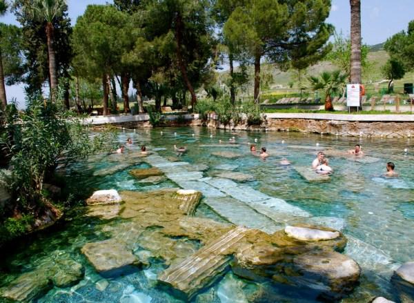 Cleo Pools Pamukkale