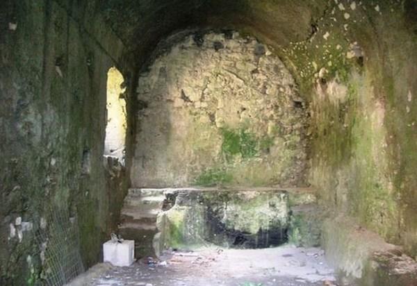 Valle dei Mulini Inside