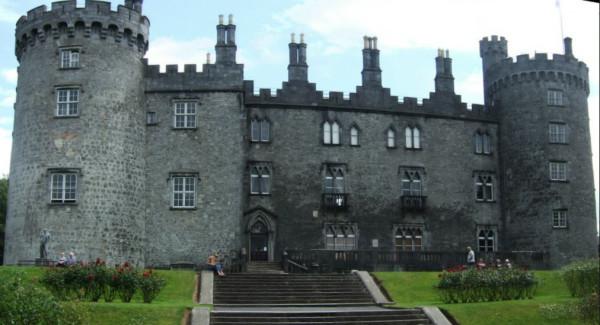 Kilkenny Castle Entrance