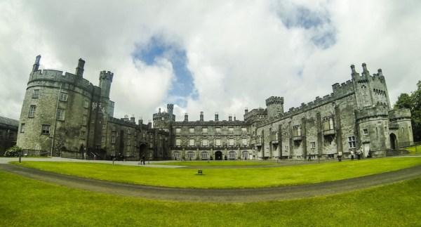 Kilkenny Castle Wide View