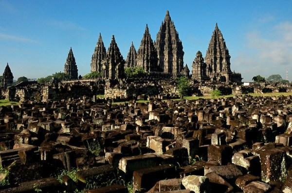 Prambanan Stones