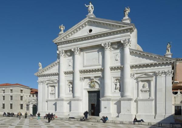 San Giorgio Maggiore Entrance