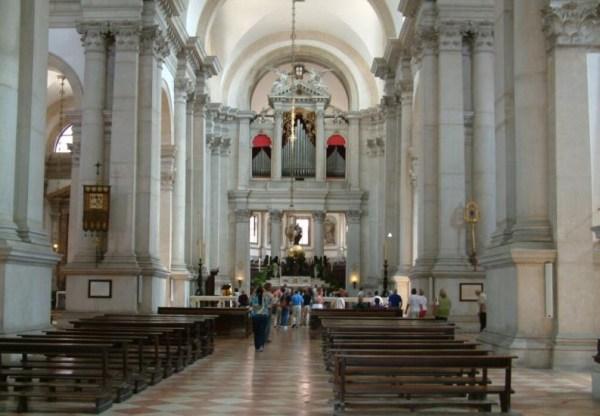 San Giorgio Maggiore Hall