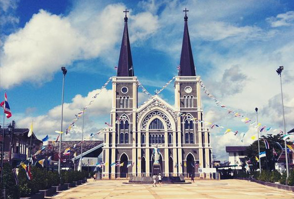 chanthaburi cathedral