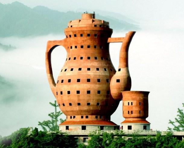 teapot museum china