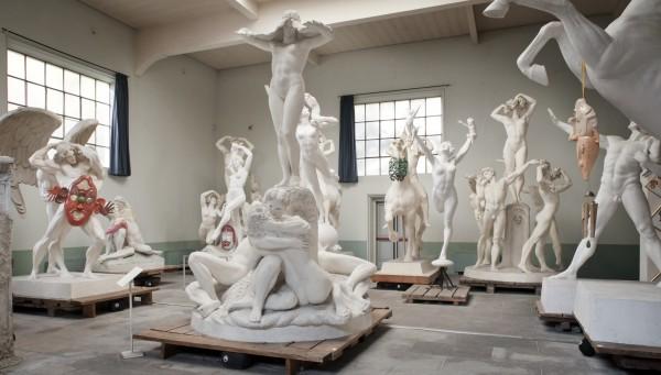 Hendrik Christian Andersen museum in Rome