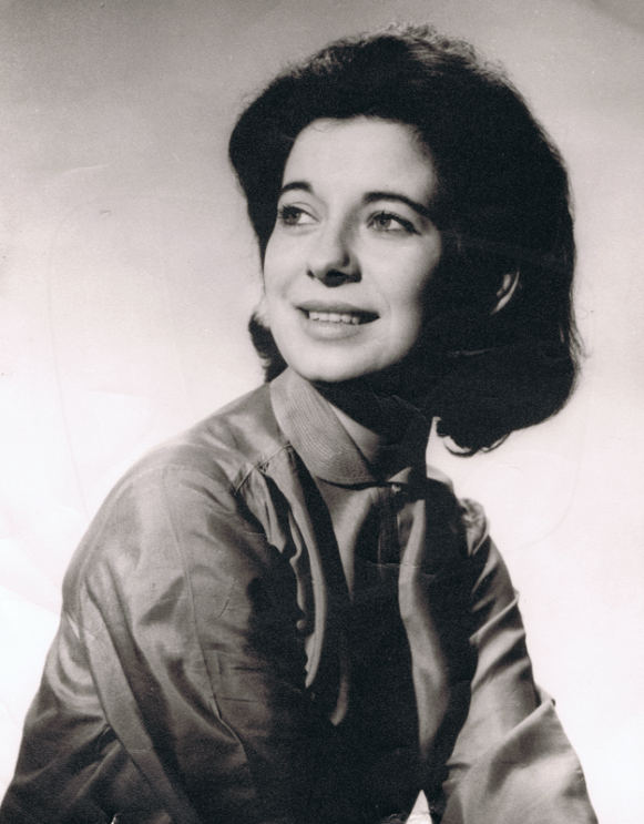 PICTURED: Carol Chell (mid-1960s). SUPPLIED BY: Carol Chell. COPYRIGHT: Unknown.