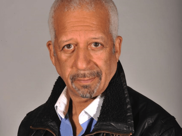 PICTURED: Derek Griffiths.