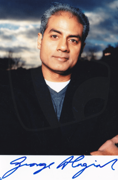 PICTURED: George Alagiah. SUPPLIED BY: Paul R. Jackson. COPYRIGHT: BBC.